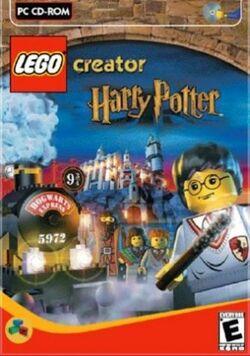 Carátula de Harry Potter Lego Creator