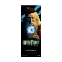 Póster de Dumbledore