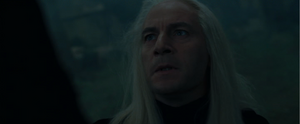 Lucius ante Voldemort