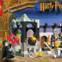 <i>Aula de Snape</i>, 4705