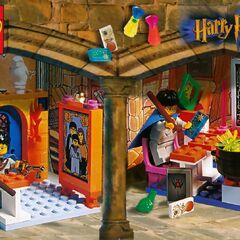 <i>Aulas de Hogwarts</i>, 4721