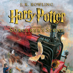 <i>Harry Potter and the Sorcerer's Stone</i> (Illustrated)