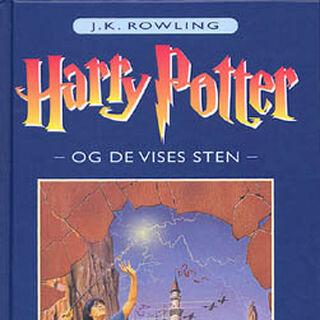 <i>Harry Potter og De Vises Sten</i>