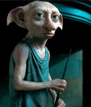 Dobby el elfo