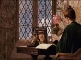 Despacho de Minerva McGonagall