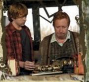 Arthur con Ron