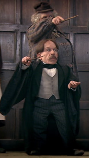 Sprout y Flitwick