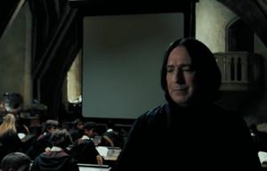 Snape dando DCAO