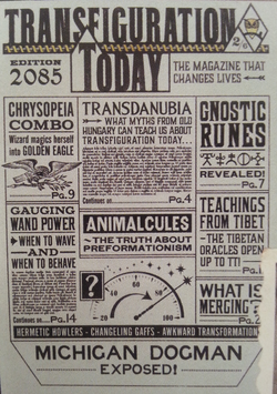 Transfiguration Today - Edition 2085