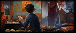 Cp 10, m1 Harry Potter y el cáliz de fuego - Pottermore