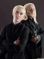 Promo DH Draco y Lucius