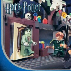 <i>Aula del Profesor Lupin</i>, 4752