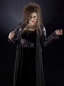 Madame Bellatrix Lestrange