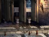 Baños de Myrtle la Llorona