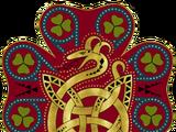 Serpiente cornuda (casa)
