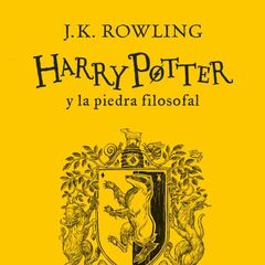 <i>Harry Potter y la piedra filosofal</i> <small>(Hufflepuff)</small>