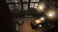 Ollivanders Hogwarts Mystery