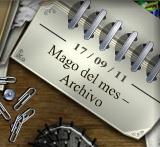 Mago del mes - Archivo