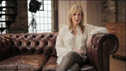 J.K. Rowling Announces Pottermore