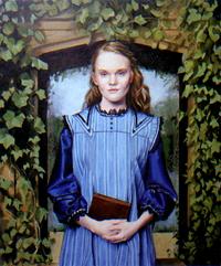 Ariana Dumbledore retrato
