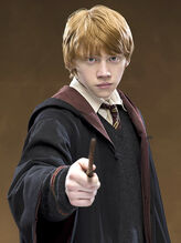 P5 Ron Weasley poster