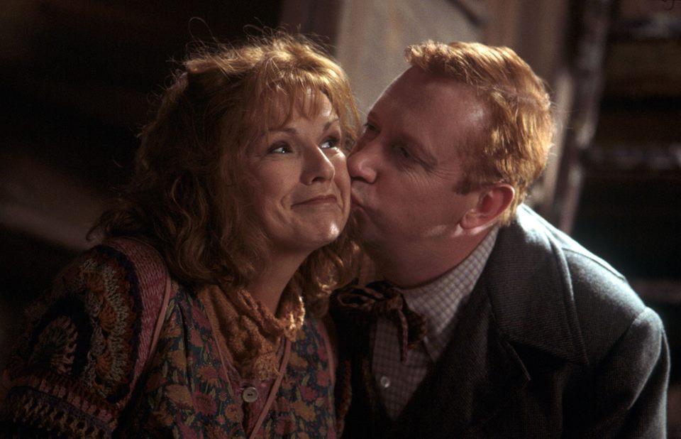 Molly a Arthur