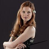 Ginny Weasley blog Fiesta de Navidad