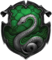 Slytherin Pottermore
