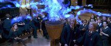 P4 El Cáliz de Fuego rechaza a Fred y George