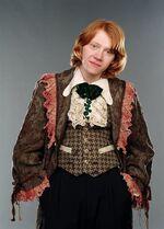 P4 Ron Weasley túnica gala
