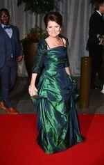 Imelda Staunton BAFTA 2015