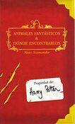 Animales Fantásticos & Donde Encontralos de Obscure books