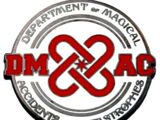 Departamento de Accidentes y Catástrofes en el Mundo de la Magia