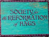 Sociedad para la Reformación de las Brujas