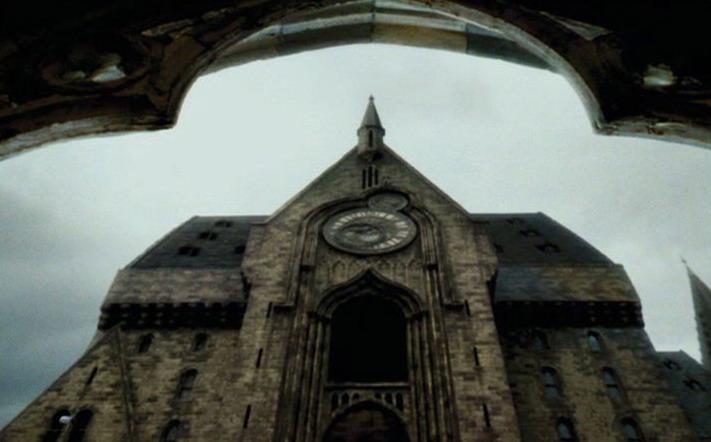 Del Wikia Wiki Powered RelojHarry Fandom Torre Potter By iXkZPu