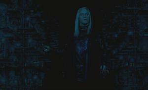 Lucius en el Departamento de Misterios