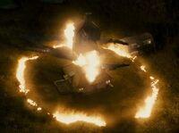 P6 La Madriguera en llamas