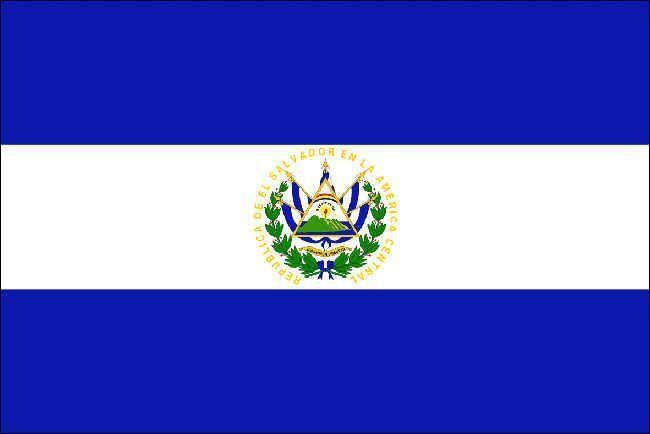 Resultado de imagen para IMAGENES DE bandera de l salvador