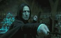 P5 Snape dando clases de Oclumancia