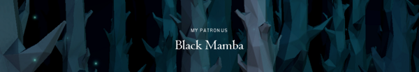 Patronus black mamba