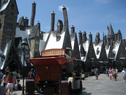 Hogsmeade The Wizarding World of Harry Potter