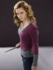 Hermione Granger (HBP promo) 1