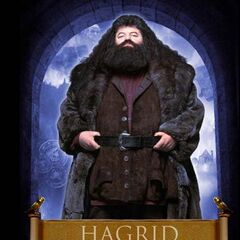 Poster Hagrid