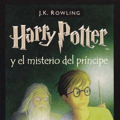 <i>Harry Potter y el misterio del príncipe</i>