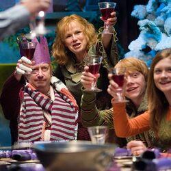 P5 weasley christmas