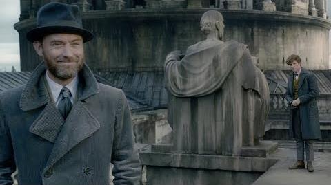 Animales Fantásticos Los Crímenes de Grindelwald - Trailer 1 - Oficial Warner Bros. Pictures