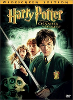Harry Potter y la Cámara Secreta (DVD)