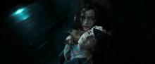 Bellatrix torturando a Hermione