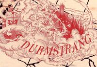 Durmstrang mapa