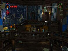 Torre de Ravenclaw en videojuego